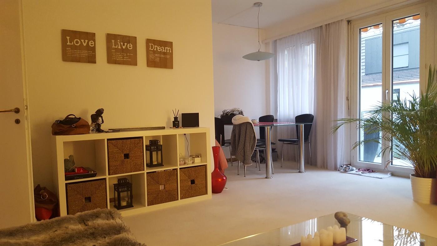 2 zimmer wohnung in z rich mieten flatfox. Black Bedroom Furniture Sets. Home Design Ideas