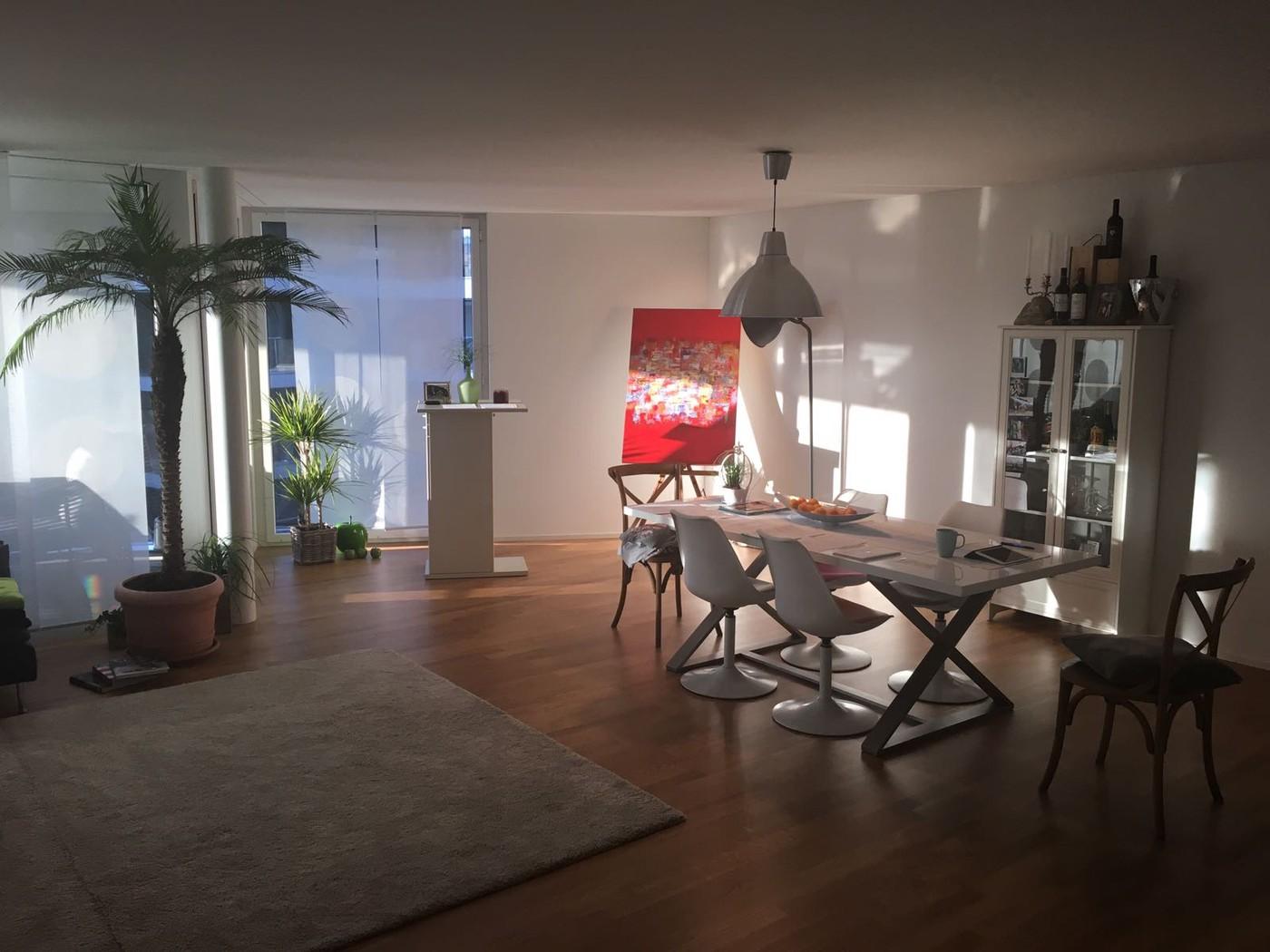 3 zimmer wohnung in zug mieten flatfox. Black Bedroom Furniture Sets. Home Design Ideas