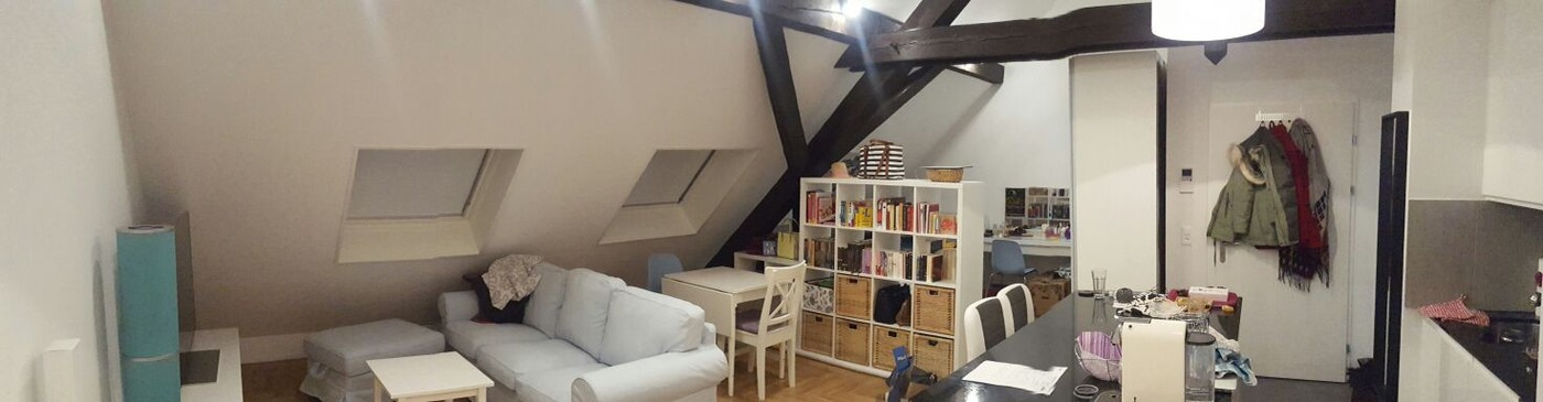 Rent a 1 rooms flat in z rich flatfox for Badezimmer 9m2
