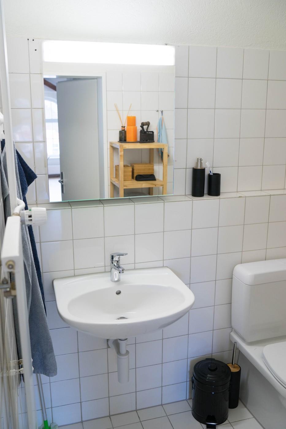 3 zimmer wohnung in st. gallen mieten | flatfox, Badezimmer ideen