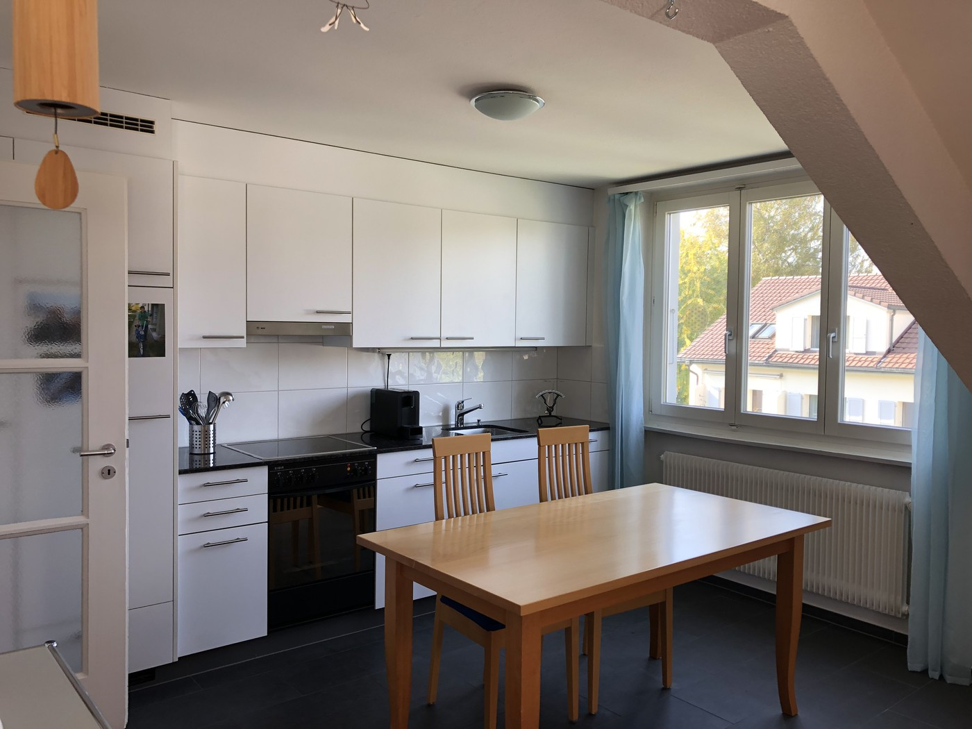 louer appartement mansardé 2 pièces à liebefeld - flatfox