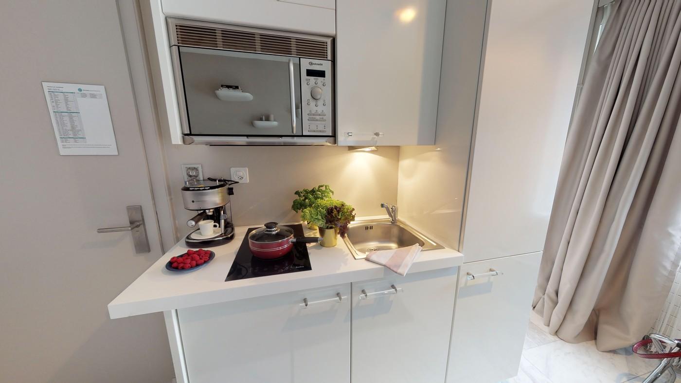 1 Zimmer Wohnung Mieten