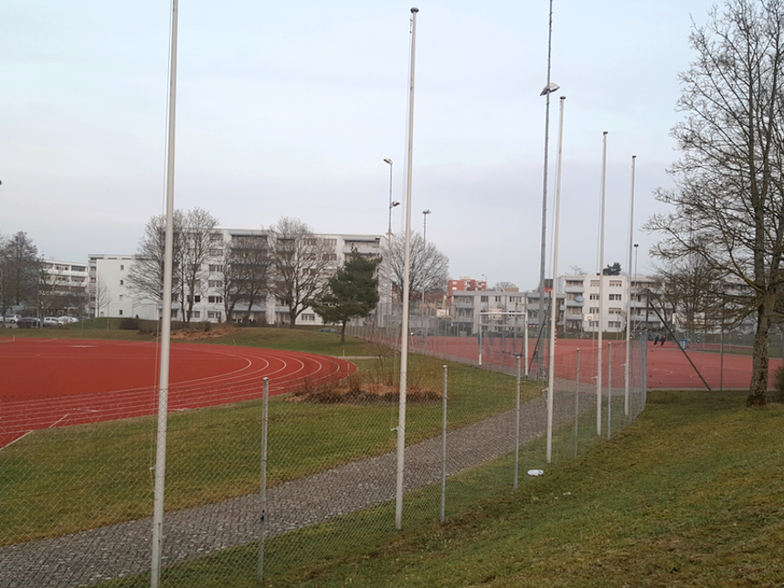 Sportanlage Wisacher