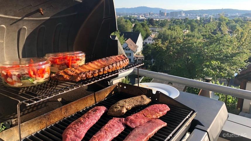 Guter Gasgrill Für Balkon : Grillieren kann für zündstoff sorgen u2013 ist es auf dem balkon erlaubt