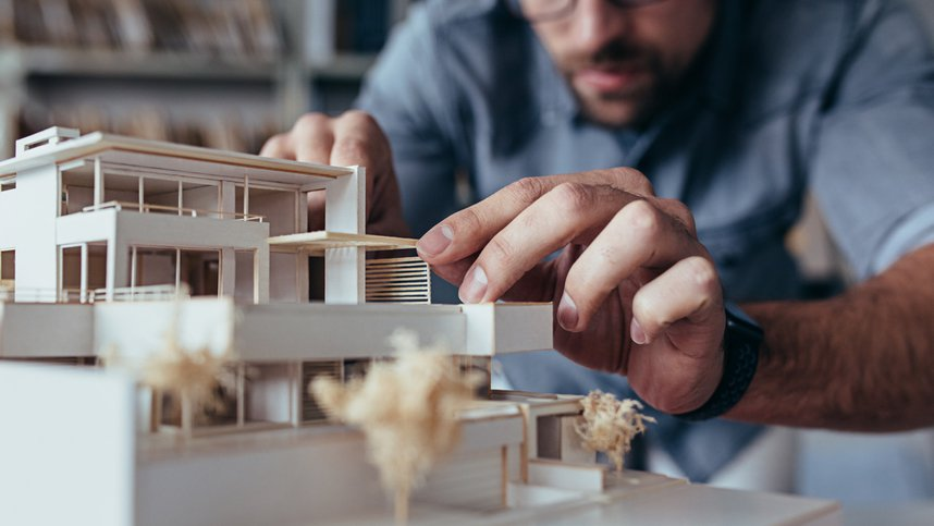 Architekt englisch